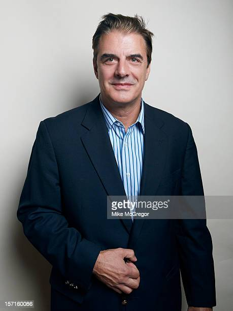 Actor Chris Noth is photographed for Self Assignment on September 11 2012 in New York City