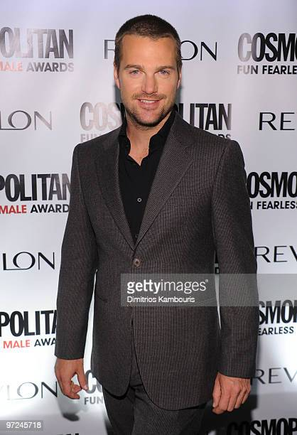 Actor Chris O' Donnell attends Cosmopolitan Magazine's Fun Fearless Males of 2010 at the Mandarin Oriental Hotel on March 1 2010 in New York City