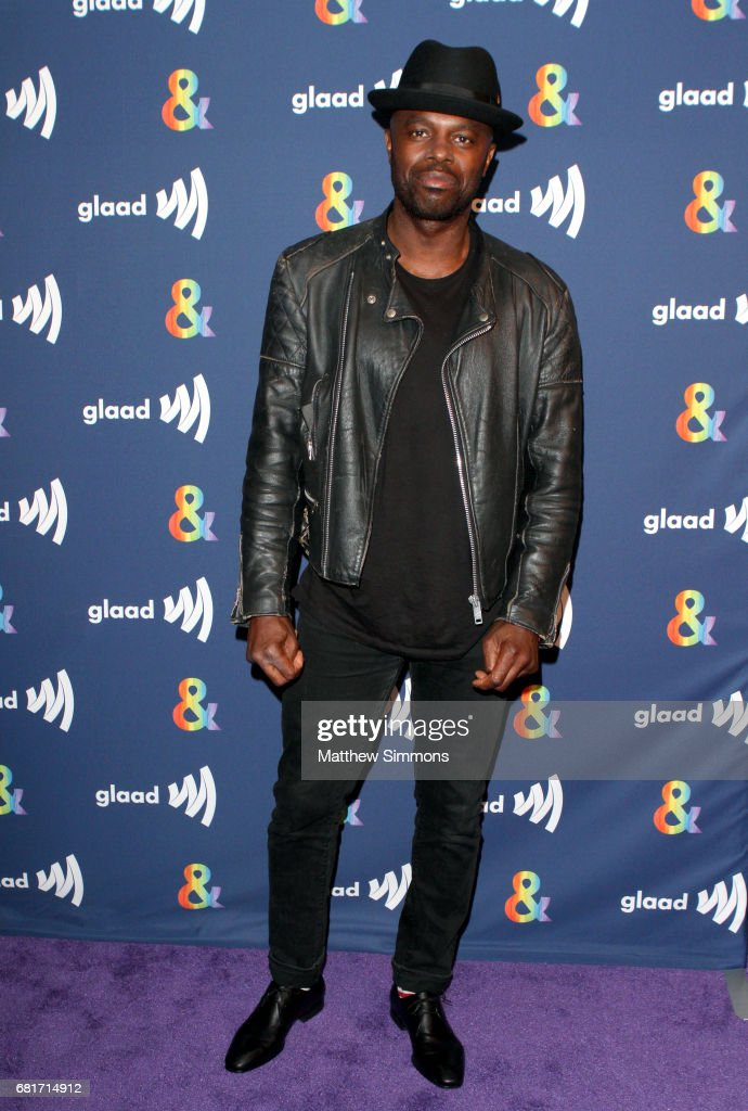 Actor Chris Obi attends STARZ's Presents A Special Screening Of 'American Gods' In Partnership With GLAAD at The Paley Center for Media on May 10, 2017 in Beverly Hills, California.