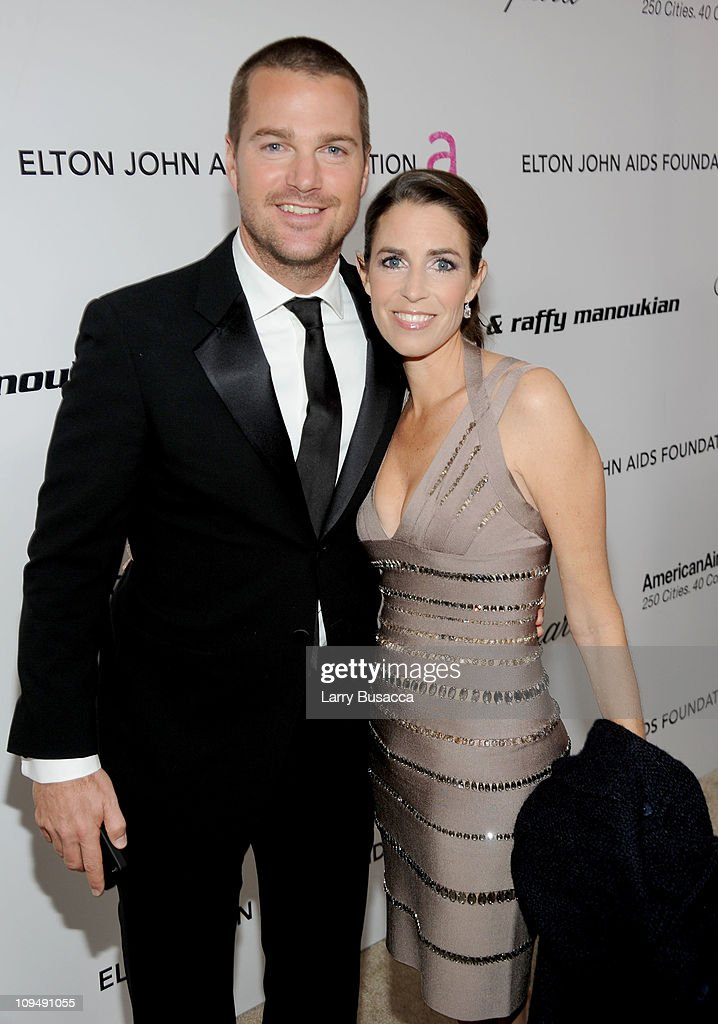 19th Annual Elton John AIDS Foundation Academy Awards Viewing Party - Red Carpet : News Photo