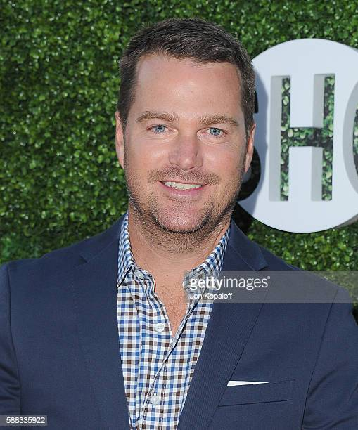 Actor Chris O'Donnell arrives at CBS CW Showtime Summer TCA Party at Pacific Design Center on August 10 2016 in West Hollywood California