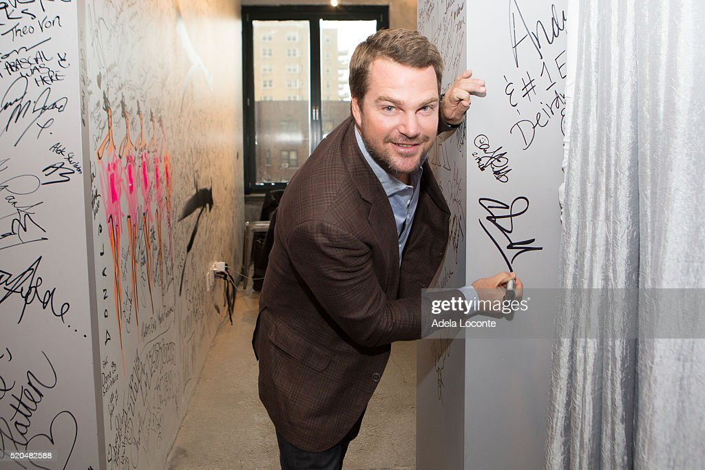 """AOL Build Speaker Series - Chris O'Donnell, """"NCIS:Los Angeles"""""""