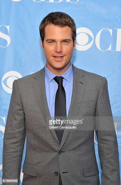 Actor Chris O'Donnell attends the 2009 CBS Upfront at Terminal 5 on May 20 2009 in New York City