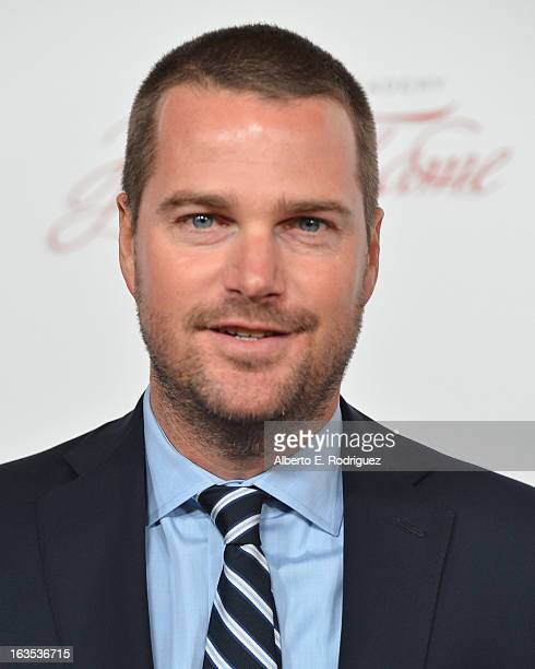 Actor Chris O'Donnell attends the Academy of Television Arts Sciences' 22nd Annual Hall of Fame Induction Gala at The Beverly Hilton Hotel on March...