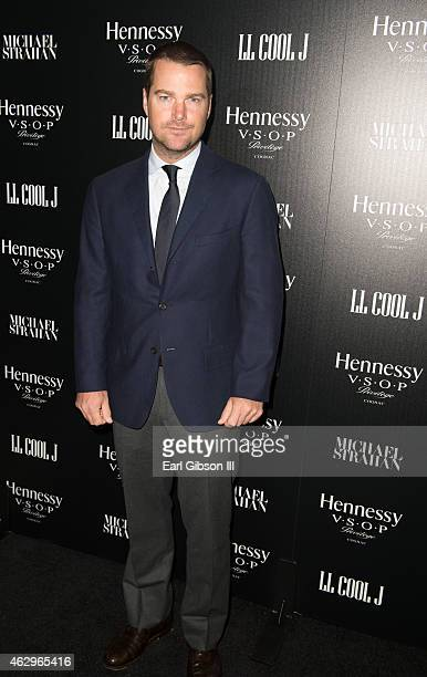 Actor Chris O'Donnell attends the Hennessy Toasts Achievements In Music on February 7 2015 in Los Angeles California