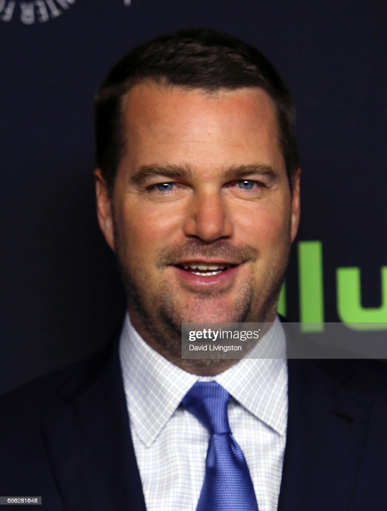 Actor Chris O'Donnell attends The Paley Center for Media's 34th Annual PaleyFest Los Angeles presentation of 'NCIS: Los Angeles' at Dolby Theatre on March 21, 2017 in Hollywood, California.
