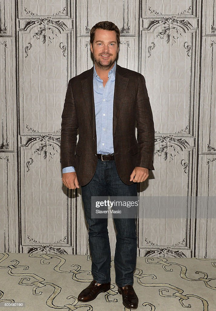 "AOL Build Speaker Series - Chris O'Donnell, ""NCIS:Los Angeles"""