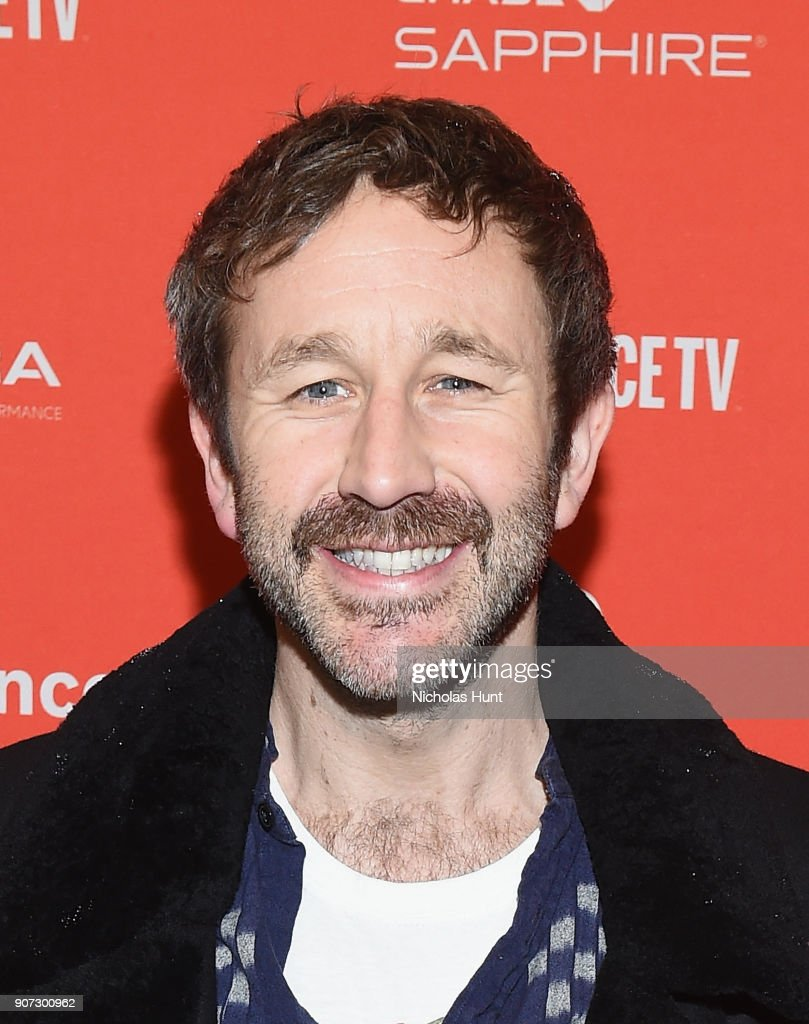Actor Chris O'Dowd attends the 'Juliet, Naked' Premiere during the 2018 Sundance Film Festival at Eccles Center Theatre on January 19, 2018 in Park City, Utah.