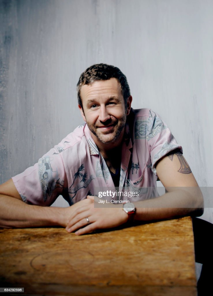 Actor Chris O'Dowd, from the film 'The Incredible Jessica James,' is photographed at the 2017 Sundance Film Festival for Los Angeles Times on January 21, 2017 in Park City, Utah. PUBLISHED IMAGE.