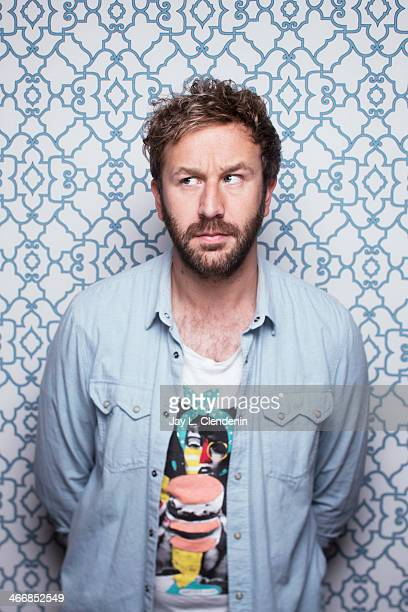 Actor Chris O'Dowd is photographed for Los Angeles Times on January 18 2014 in Park City Utah PUBLISHED IMAGE CREDIT MUST READ Jay L Clendenin/Los...