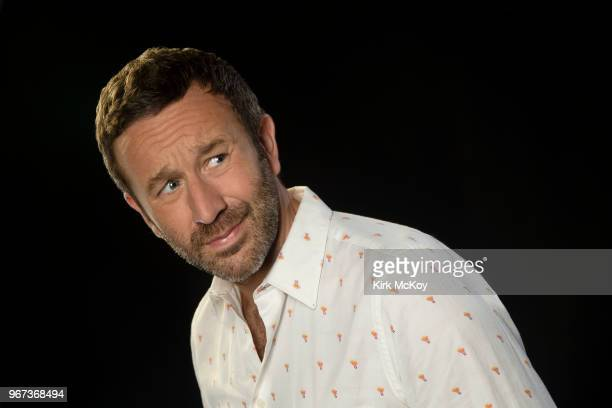Actor Chris O'Dowd is photographed for Los Angeles Times on May 17 2018 in Los Angeles California PUBLISHED IMAGE CREDIT MUST READ Kirk McKoy/Los...