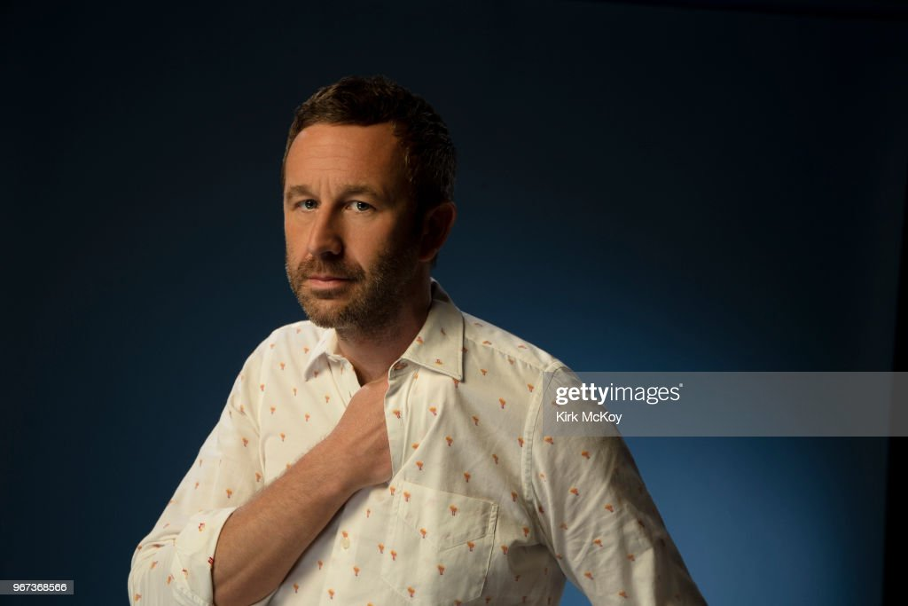 Actor Chris O'Dowd is photographed for Los Angeles Times on May 17, 2018 in Los Angeles, California. PUBLISHED IMAGE.