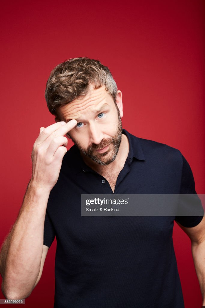 Actor Chris O'Dowd of EPIX 'Get Shorty' pose for a portrait during the 2017 Summer Television Critics Association Press Tour at The Beverly Hilton Hotel on July 25, 2017 in Beverly Hills, California.