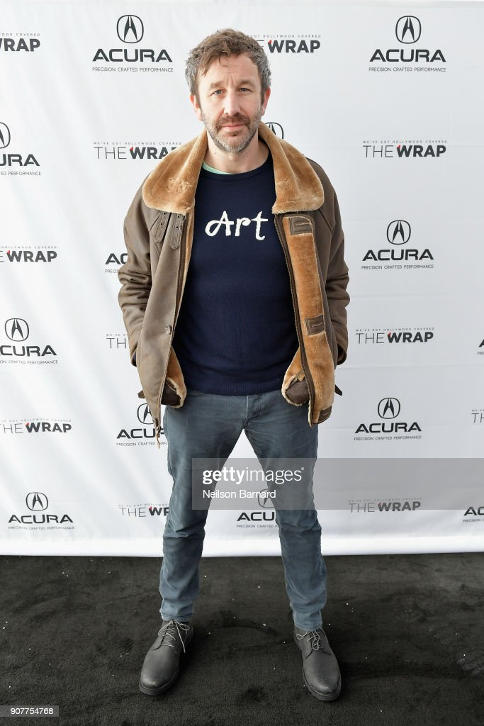Actor Chris O'Dowd of 'Juliet, Naked' attends the Acura Studio at Sundance Film Festival 2018 on January 20, 2018 in Park City, Utah.