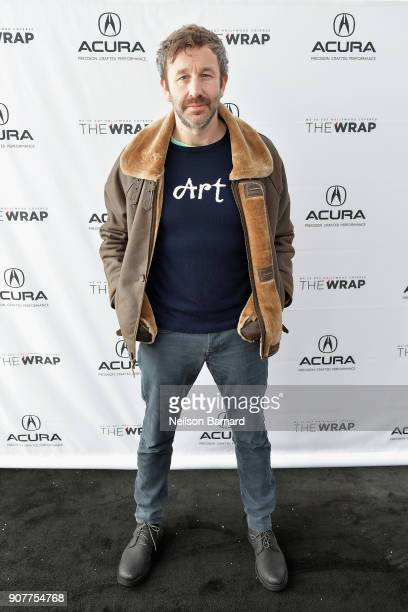Actor Chris O'Dowd of 'Juliet Naked' attends the Acura Studio at Sundance Film Festival 2018 on January 20 2018 in Park City Utah