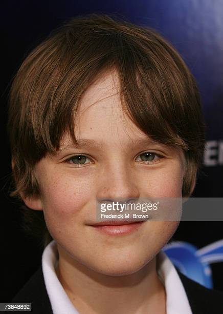 Actor Chris O'Neil attends the film premiere for The Last Mimzy at the Mann Village Theatre on March 20 2007 in Los Angeles California