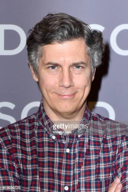 Actor Chris Parnell attend a press junket for 'Archer' on Day 1 of the SCAD aTVfest 2018 on February 1 2018 in Atlanta Georgia