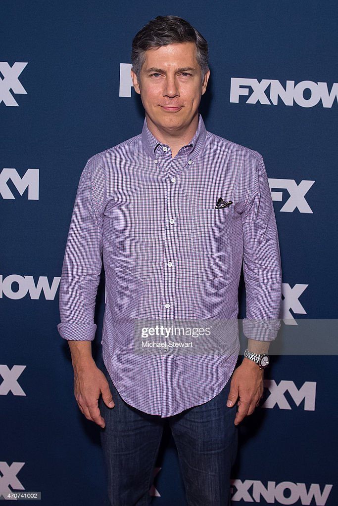 Actor Chris Parnell attends the 2015 FX Bowling Party at Lucky Strike on April 22, 2015 in New York City.