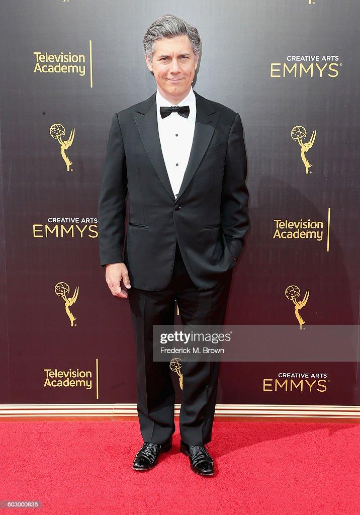 CA: 2016 Creative Arts Emmy Awards - Day 2 - Arrivals