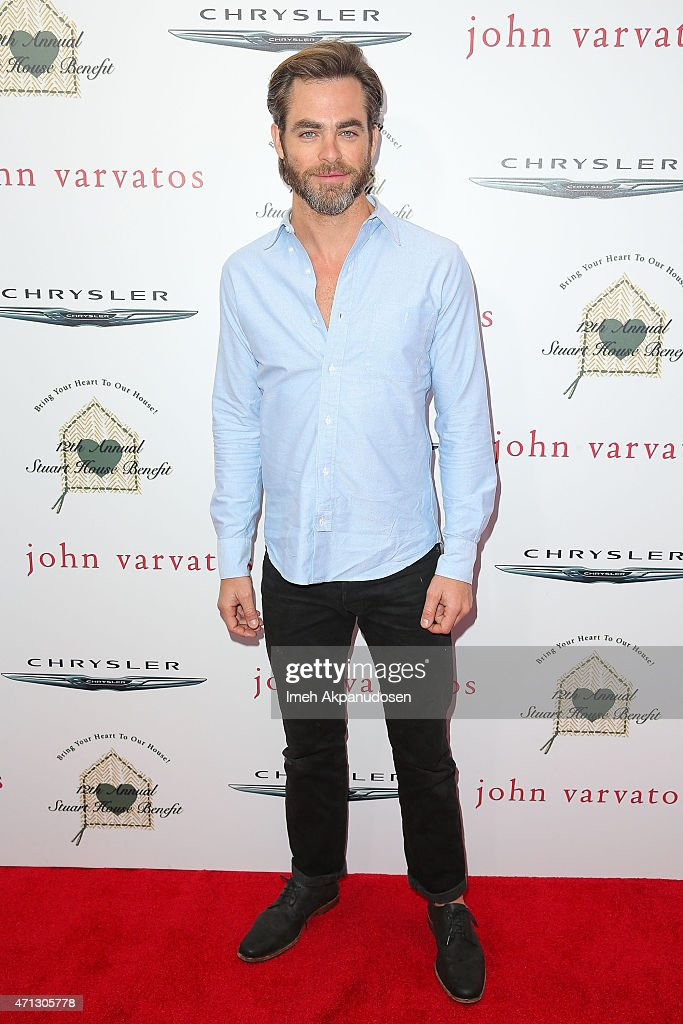 12th Annual John Varvatos Stuart House Benefit - Arrivals