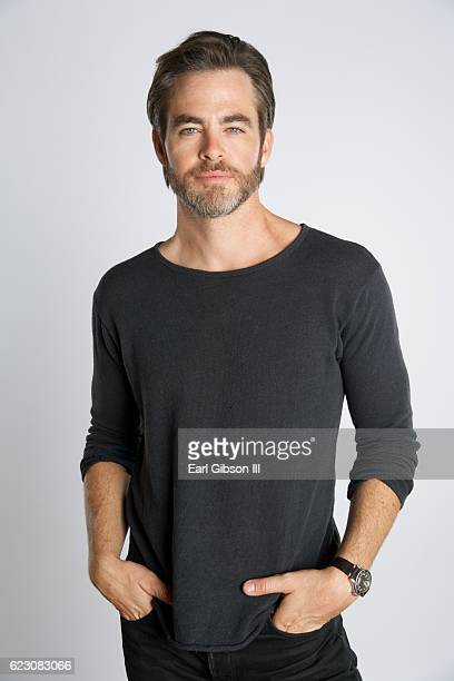 Actor Chris Pine attends the AFI FEST 2016 Presented By Audi at The Hollywood Roosevelt Hotel on November 13 2016 in Los Angeles California