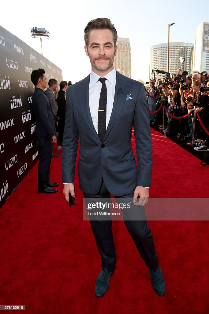"Premiere Of Paramount Pictures' ""Star Trek Beyond"" - Red Carpet"
