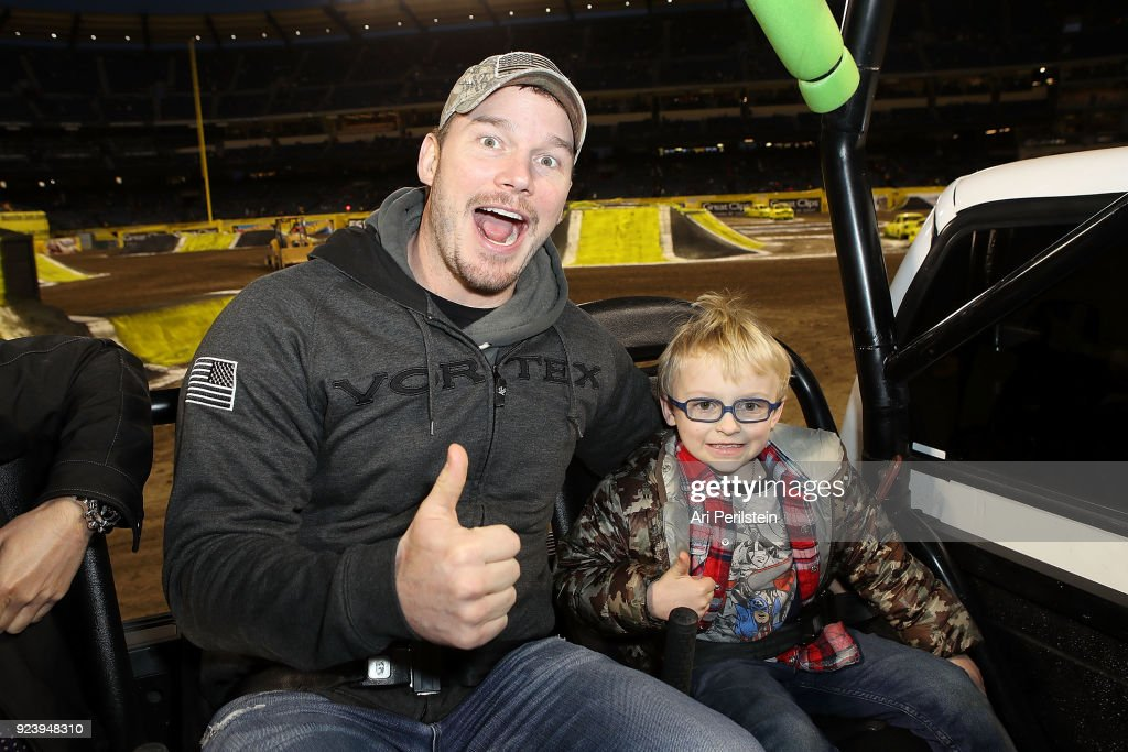 Monster Jam Celebrity Event