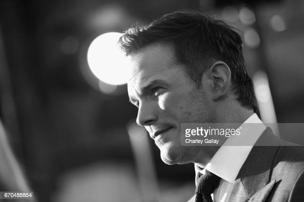 """Actor Chris Pratt at The World Premiere of Marvel Studios' """"Guardians of the Galaxy Vol. 2."""" at Dolby Theatre in Hollywood, CA April 19th, 2017"""