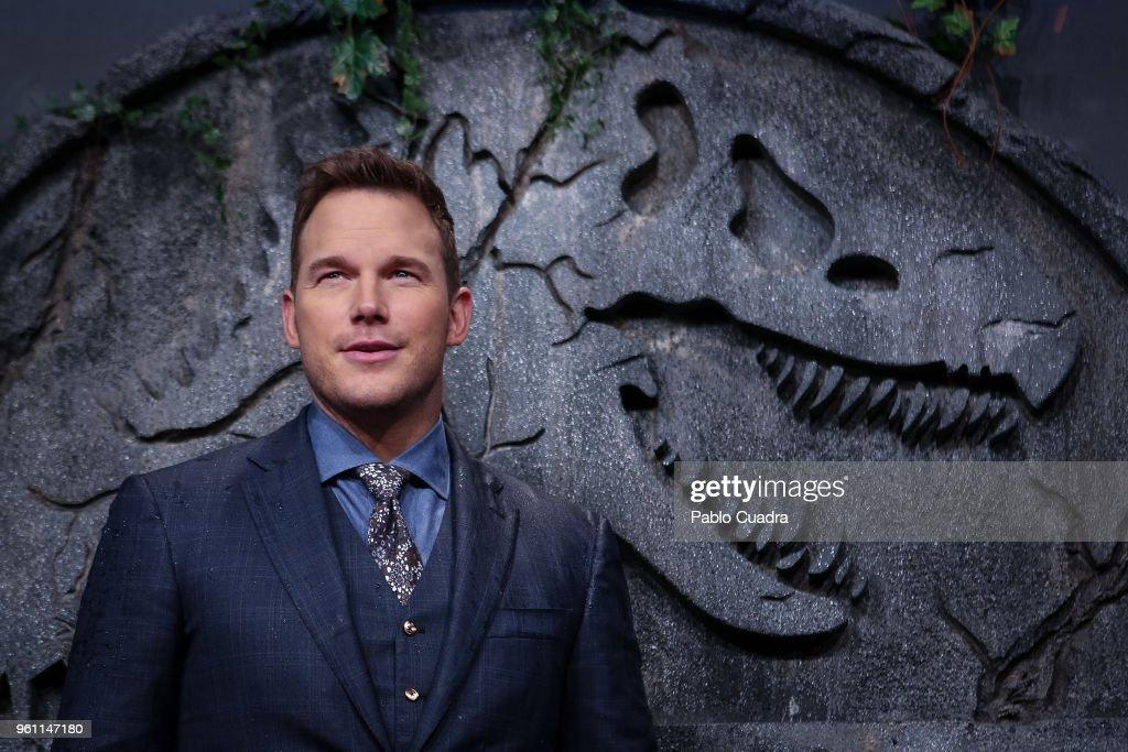 'Jurassic World: El Reino Caido' Madrid Premiere