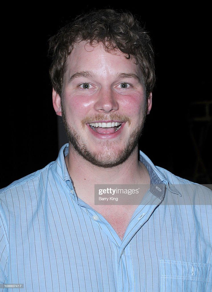 Actor Chris Pratt attends the reception for NBC's 'Parks and Recreation' Emmy Screening held at the Leonard H. Goldenson Theatre on May 19, 2010 in North Hollywood, California.