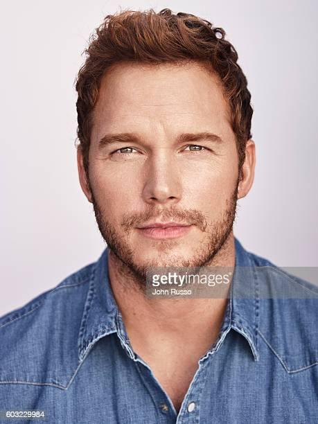 Actor Chris Pratt is photographed for Spec on June 30 2016 in Los Angeles California