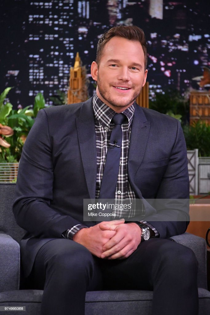 "Chris Pratt Visits ""The Tonight Show Starring Jimmy Fallon"""