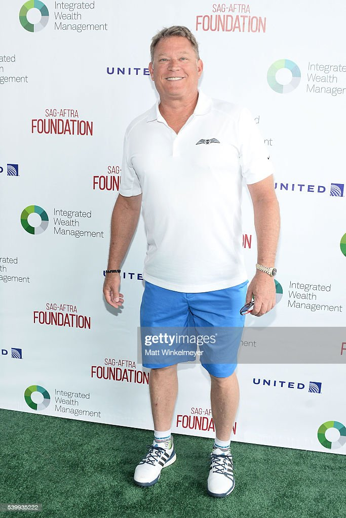 Actor Chris Rich arrives at SAG-AFTRA Foundation 7th annual L.A. Golf Classic Fundraiser on June 13, 2016 in Burbank, California.