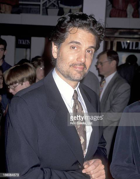Actor Chris Sarandon attend the 'Assassins' Opening Night Performance on March 31 1995 at Los Angeles Theatre Center in Los Angeles California