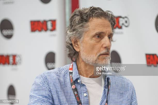 Actor Chris Sarandon attends the 2018 Fan Expo Canada at Metro Toronto Convention Centre on August 31 2018 in Toronto Canada