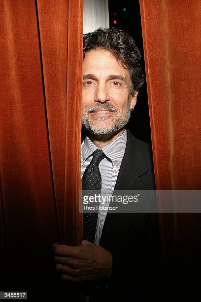 Actor Chris Sarandon attends the Opening Night of Normal Heart after party at Bbar April 21 2004 in New York City