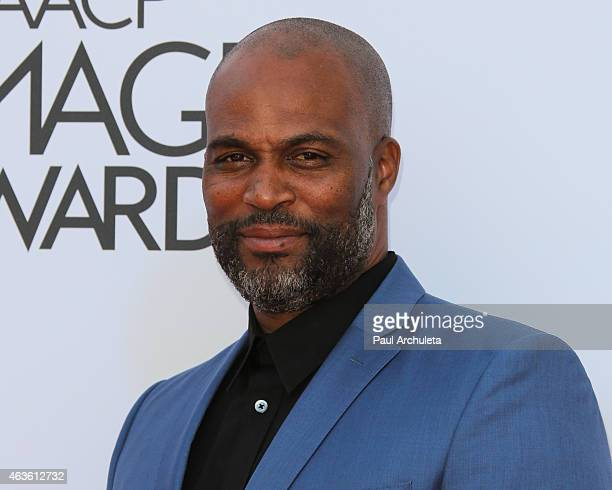 Actor Chris Spencer attends the 46th Annual NAACP Image Awards on February 6 2015 in Pasadena California