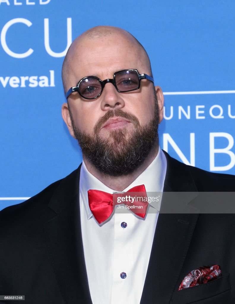Actor Chris Sullivan attends the 2017 NBCUniversal Upfront at Radio City Music Hall on May 15, 2017 in New York City.