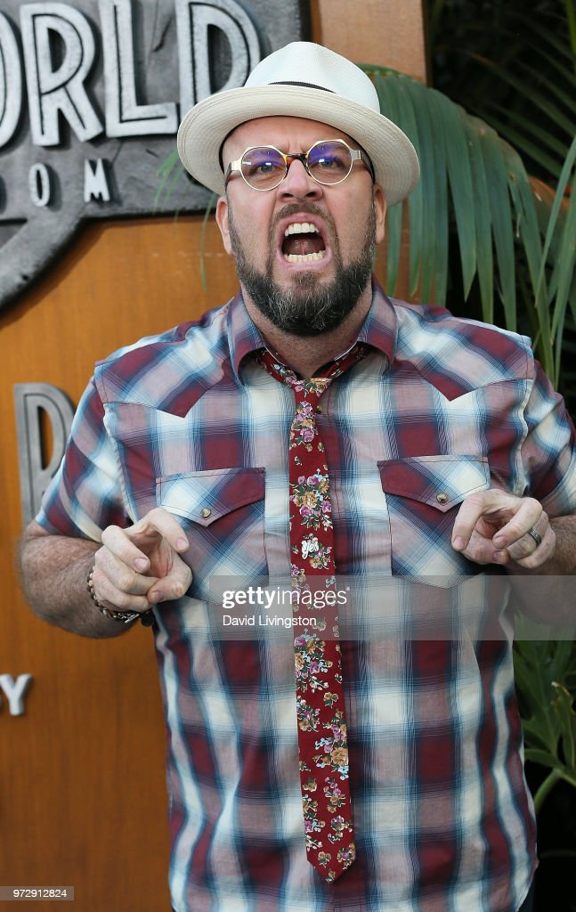 Actor Chris Sullivan attends the premiere of Universal Pictures and Amblin Entertainment's 'Jurassic World: Fallen Kingdom' at Walt Disney Concert Hall on June 12, 2018 in Los Angeles, California.