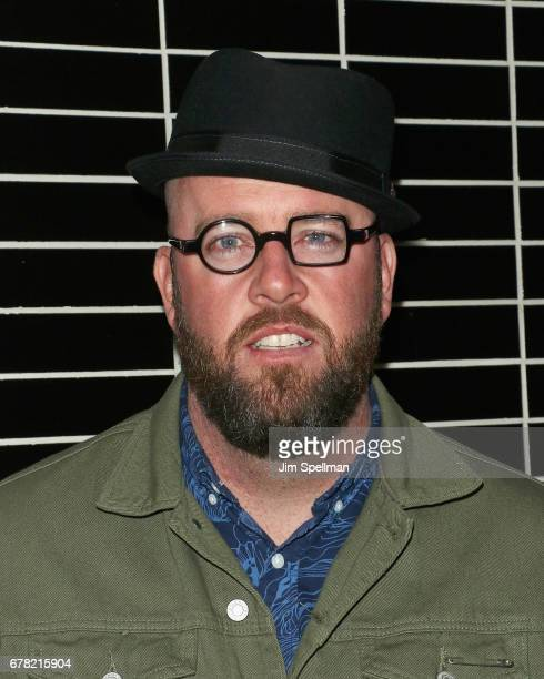 Actor Chris Sullivan attends the screening after party for Marvel Studios' 'Guardians Of The Galaxy Vol 2' hosted by The Cinema Society at The...