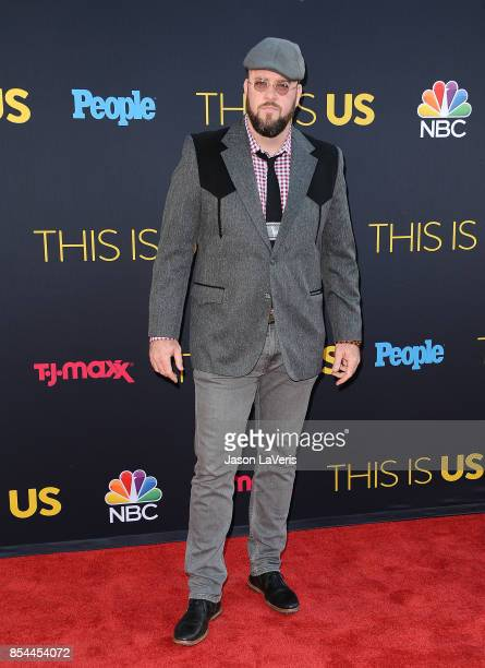 Actor Chris Sullivan attends the season 2 premiere of 'This Is Us' at NeueHouse Hollywood on September 26 2017 in Los Angeles California