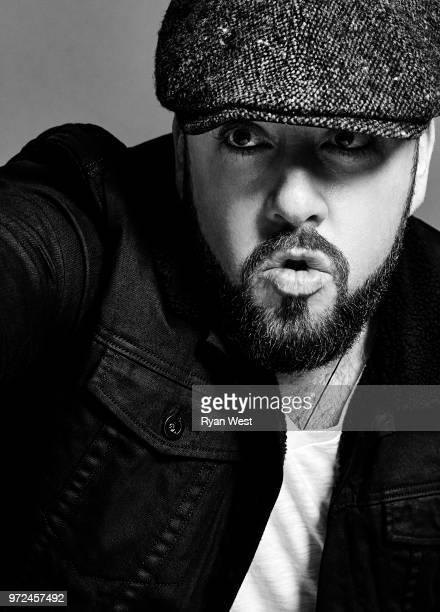 Actor Chris Sullivan is photographed on November 21 2017 in Los Angeles California