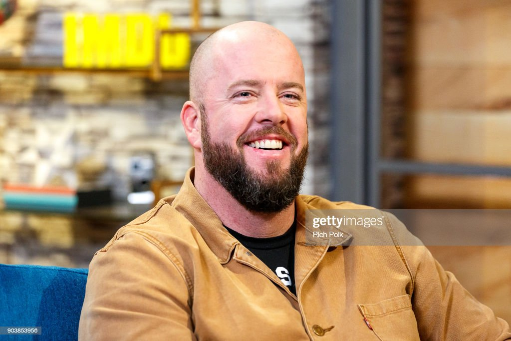 Actor Chris Sullivan visits 'The IMDb Show' on January 5th, 2018 in Studio City, California. This episode of 'The IMDb Show' airs on January 11, 2018.