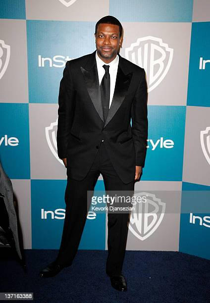 Actor Chris Tucker arrives at 13th Annual Warner Bros And InStyle Golden Globe Awards After Party at The Beverly Hilton hotel on January 15 2012 in...
