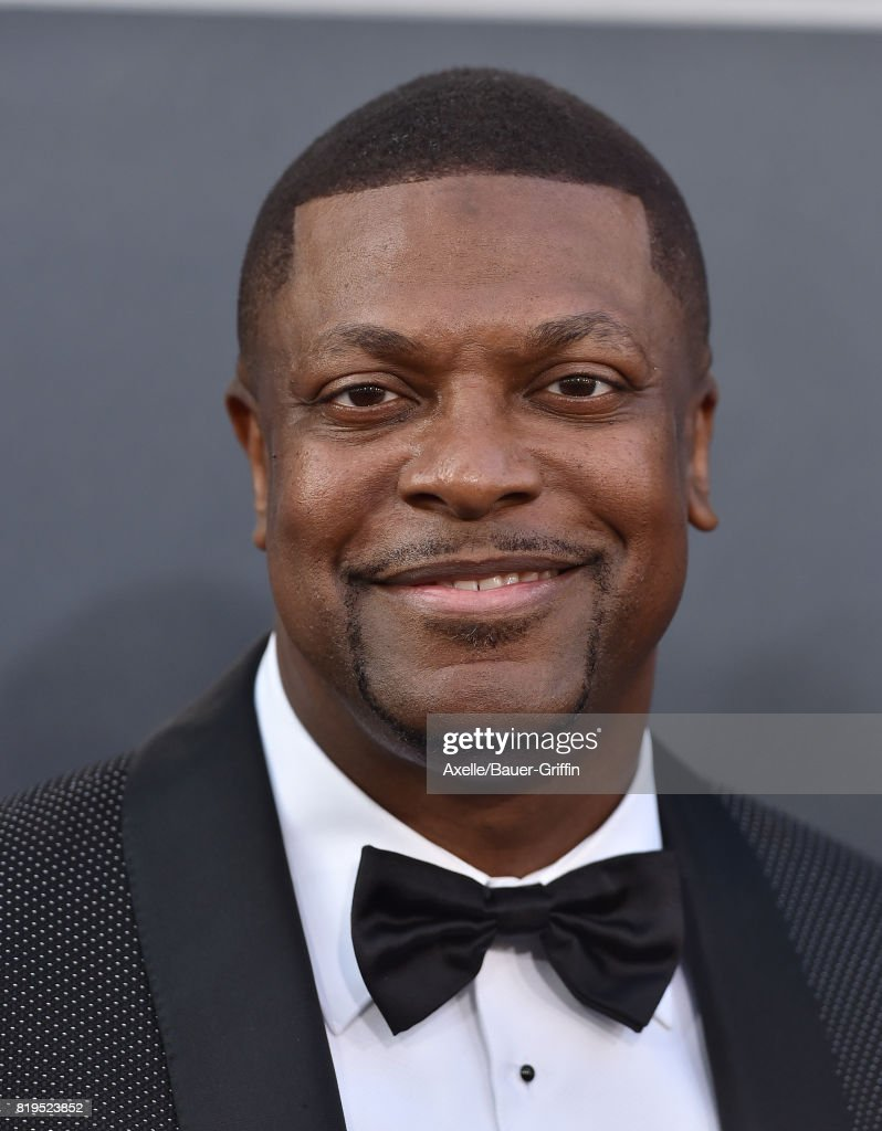 Actor Chris Tucker arrives at the Los Angeles premiere of 'Valerian and the City of a Thousand Planets' at TCL Chinese Theatre on July 17, 2017 in Hollywood, California.