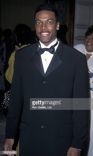 Actor Chris Tucker attends 30th Annual NAACP Image Awards on February 14 1999 at the Pasadena Civic Auditorium in Pasadena California