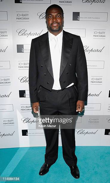 Actor Chris Tucker attends the 10th Annual White Tie and Tiara Ball to Benefit the Elton John Aids Foundation in association with Chopard held at Sir...
