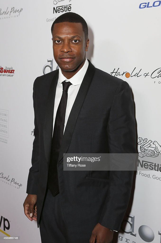 Actor Chris Tucker attends the 14th Annual Harold & Carole Pump Foundation Event on August 8, 2014 in Los Angeles, California.
