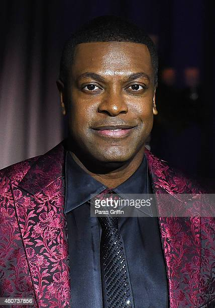 Actor Chris Tucker attends the 31st Annual UNCF Mayor's Masked Ball at Marriott Marquis Hotel on December 20 2014 in Atlanta Georgia