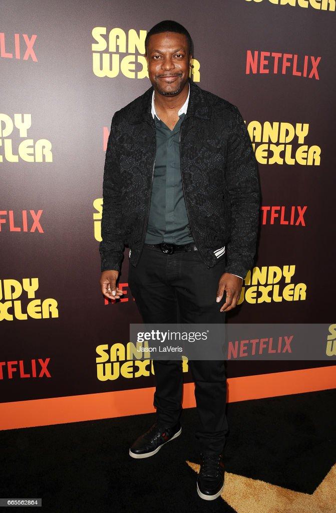 "Premiere Of Netflix's ""Sandy Wexler"" - Arrivals"